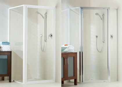 Phoenix – Fully Framed Shower Screen