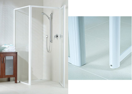 Phoenix Sill-Less Fully Framed Shower Screen