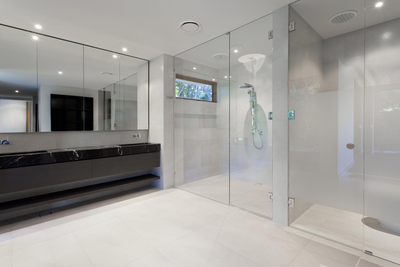 Frameless Shower Screens Across Adelaide